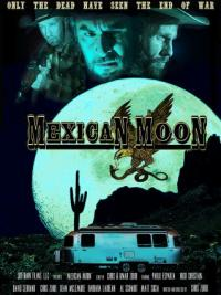 Poster Mexican Moon